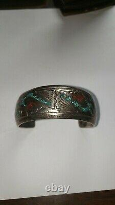 Vintage old pawn native american jewelry